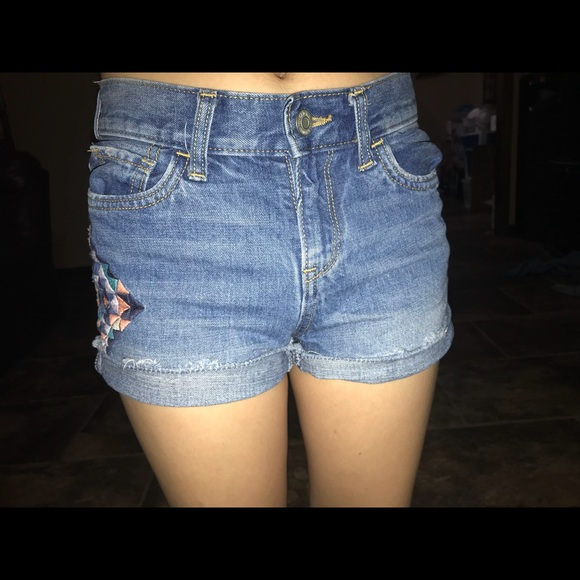 Old Navy Pants - Denim Shorts junior